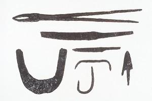 様々な鉄製品