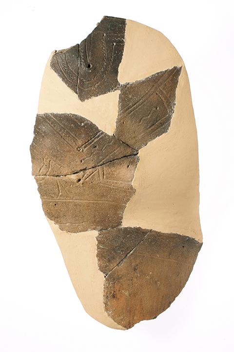 縄文時代早期の土器